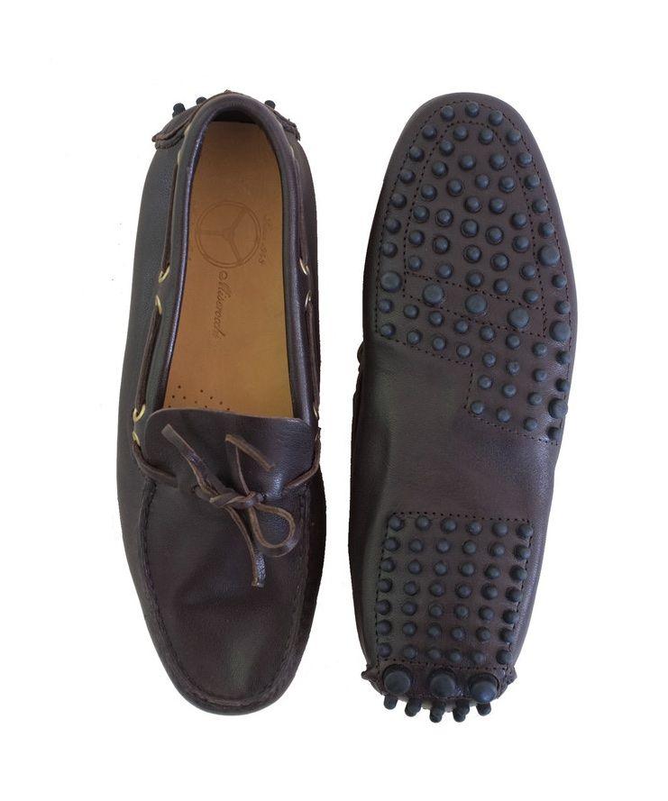 Miserocchi | Agnelli's Driving Shoes | Driving shoes ...