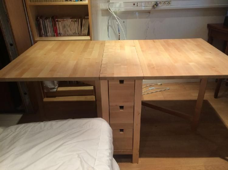table extensible ikea occasion table