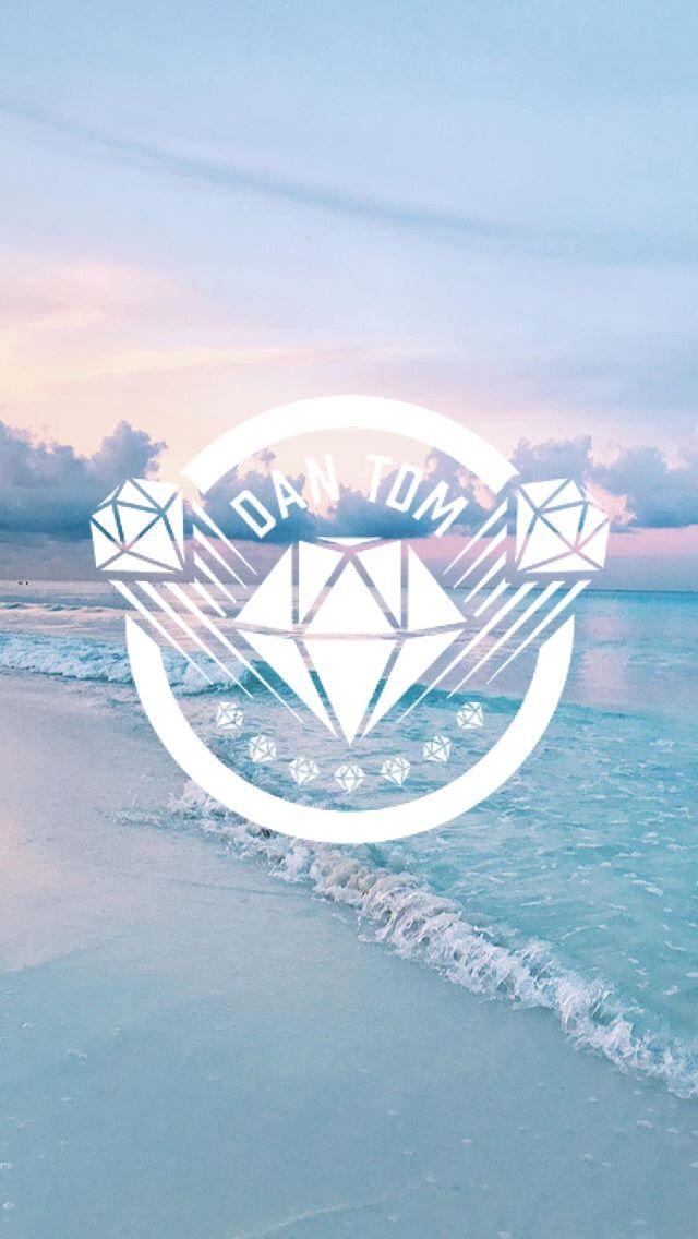 Aesthetic Dantdm Logo Wallpaper Youtubers Celebs 3 Tdm