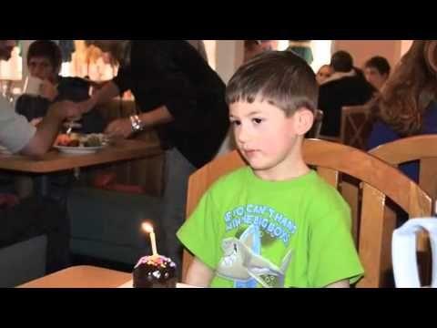 Phelps Family Vacation at Disney 2011