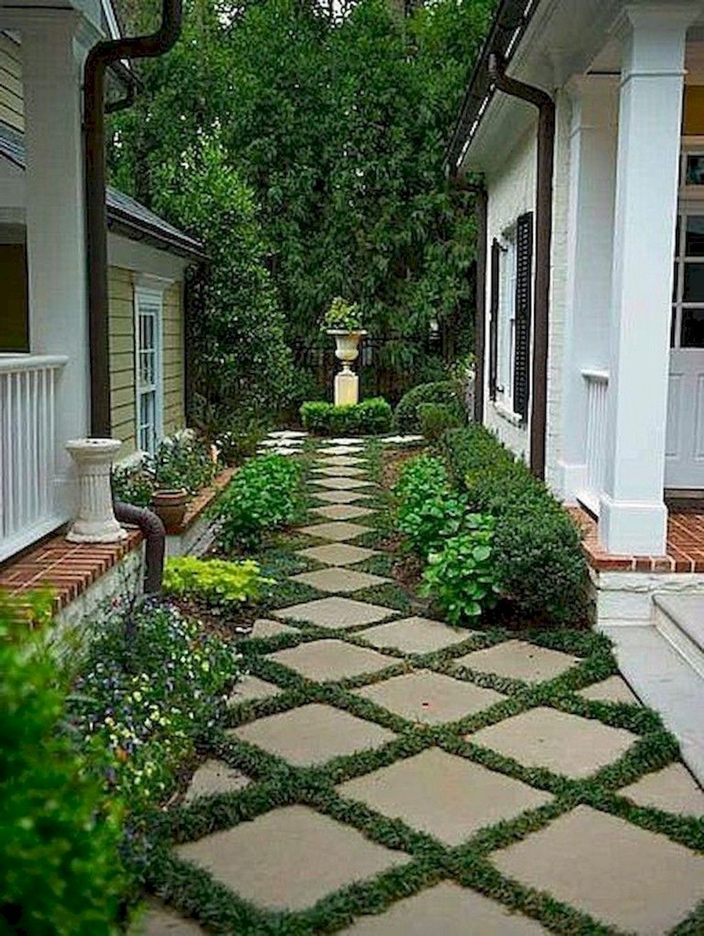 backyard slope landscaping ideas 7591457378 on front yard landscaping ideas id=66971