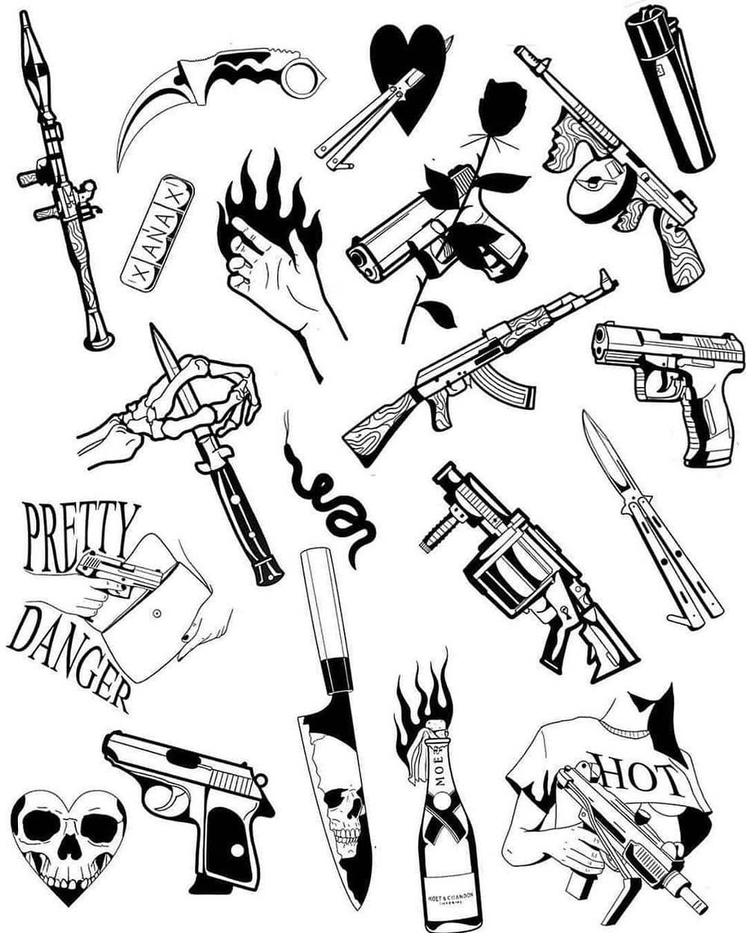 Bocetos De Tatuajes Tradicionales pin de juänpä granati en planchas tattoo | bocetos tatuajes