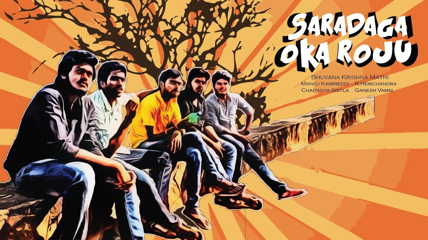 Saradaga Oka Roju Telugu Comedy Short Film Comedy Short Films Short Film Comedy