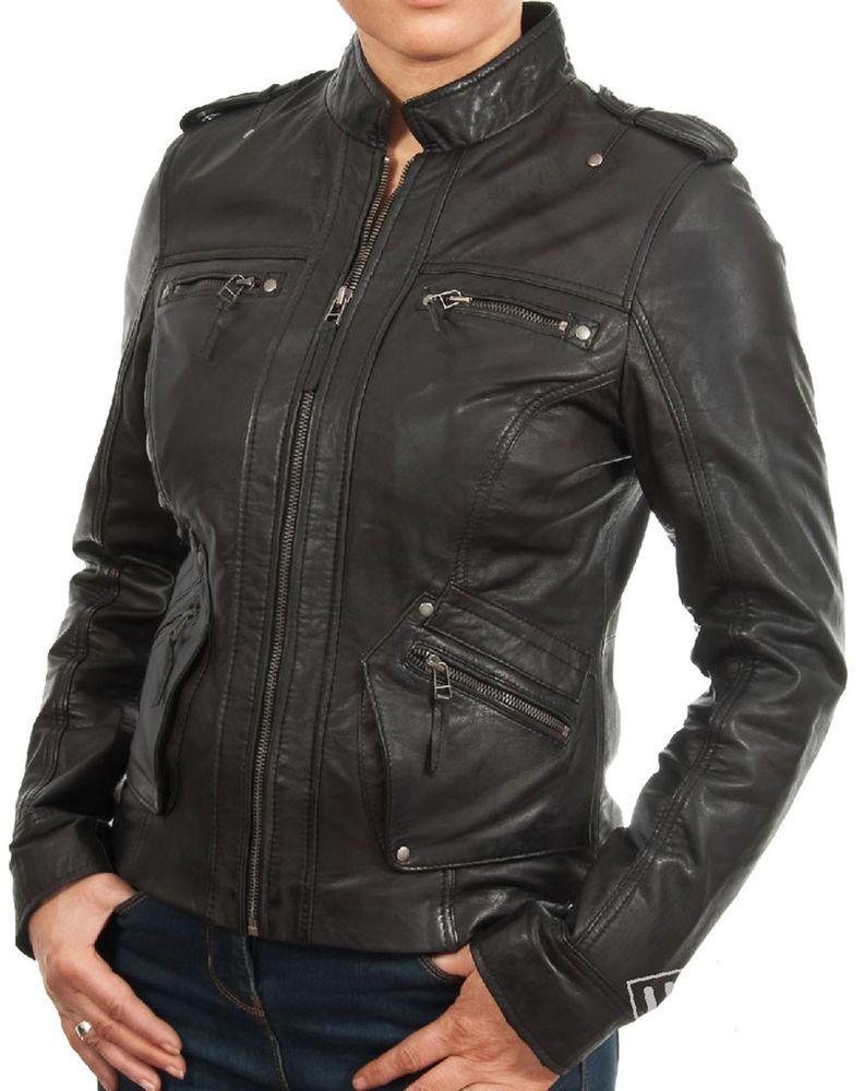 Pin On Women Biker Jacket [ 1000 x 792 Pixel ]