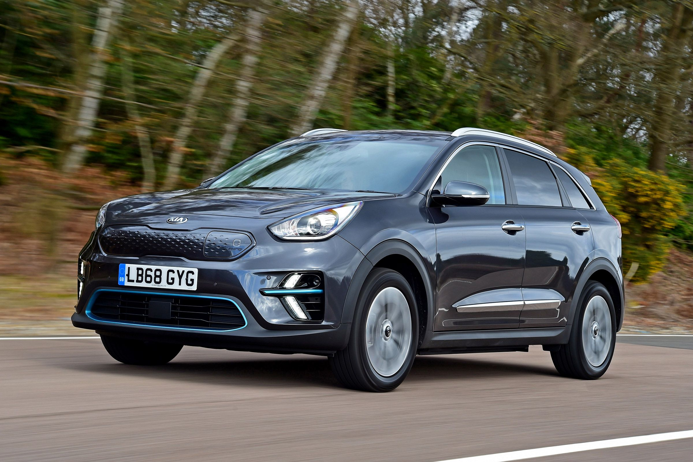 Kia 2035 petrol and diesel car ban doesn't worry us в 2020 г