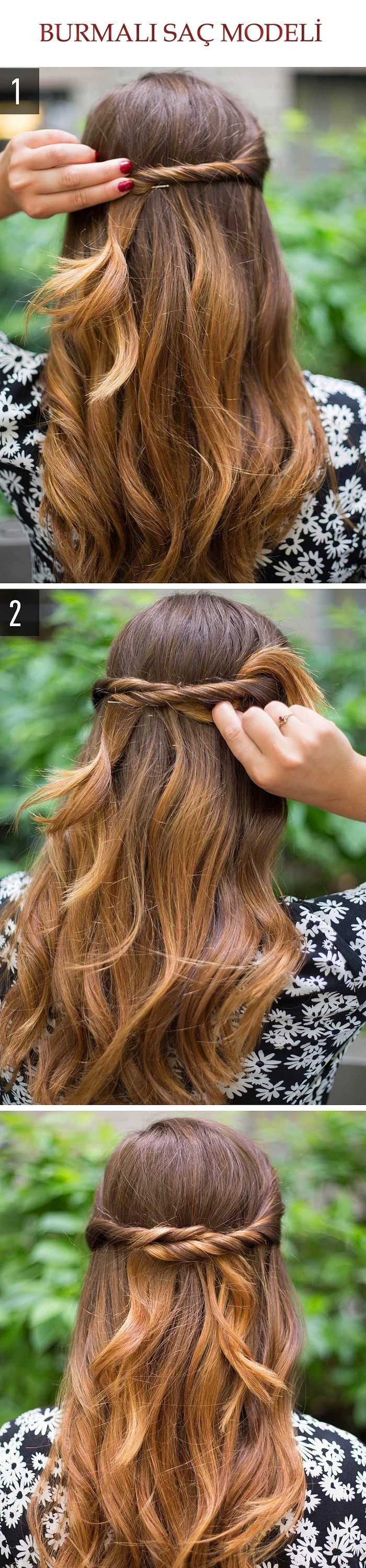 Pin by katrya almond on cute hairstyles pinterest hair style