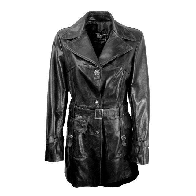 Veste en cuir forestland – Modèles populaires de vestes