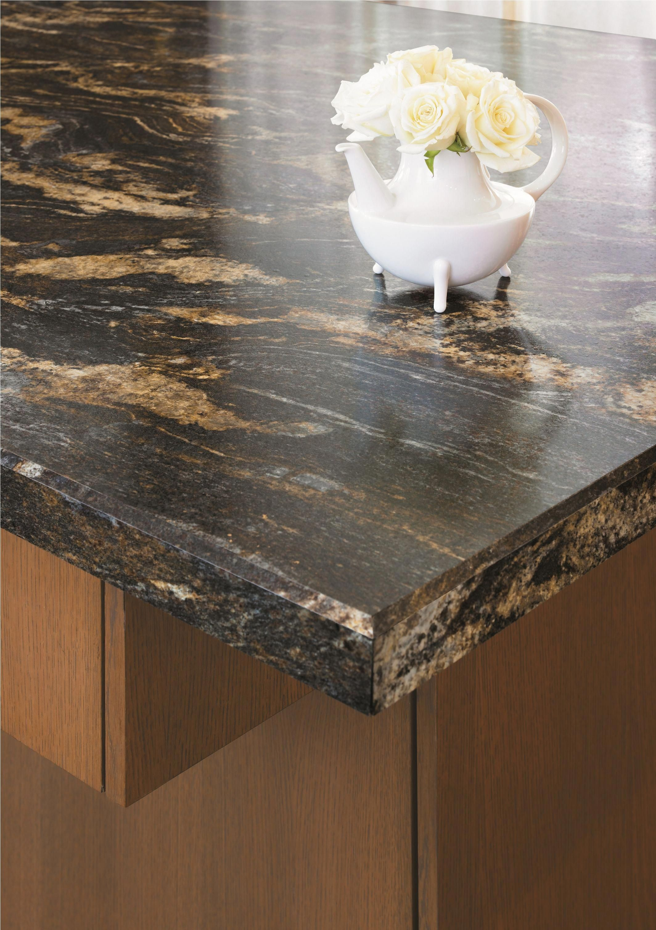 Wow Are You Telling Me That Is Laminate You Bet It Is Follow The Blog To Revamp Your Kitchen On A Budget Wit Countertops Formica Countertops Marble Vinyl