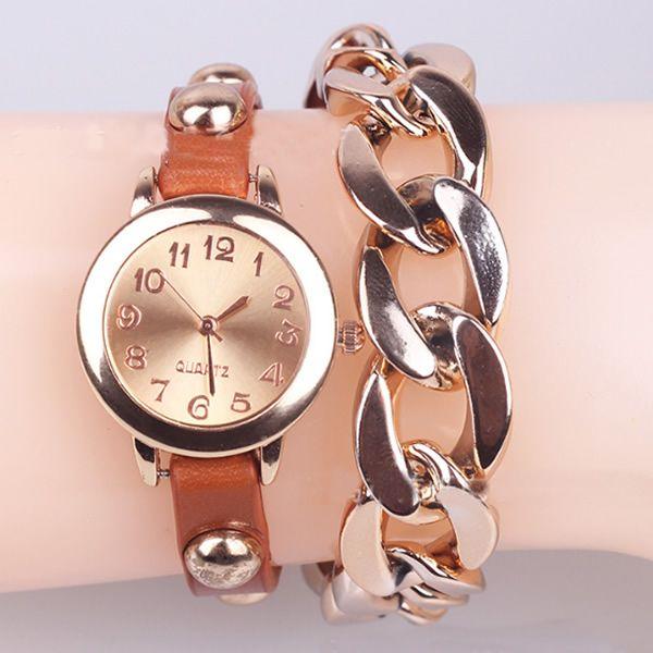 Pulsera de Reloj para Mujer