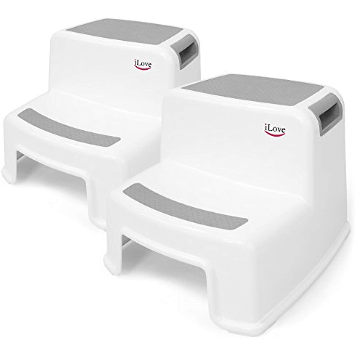 2 Step Stool For Kids 2 Pack Toddler Stool For Toilet Potty
