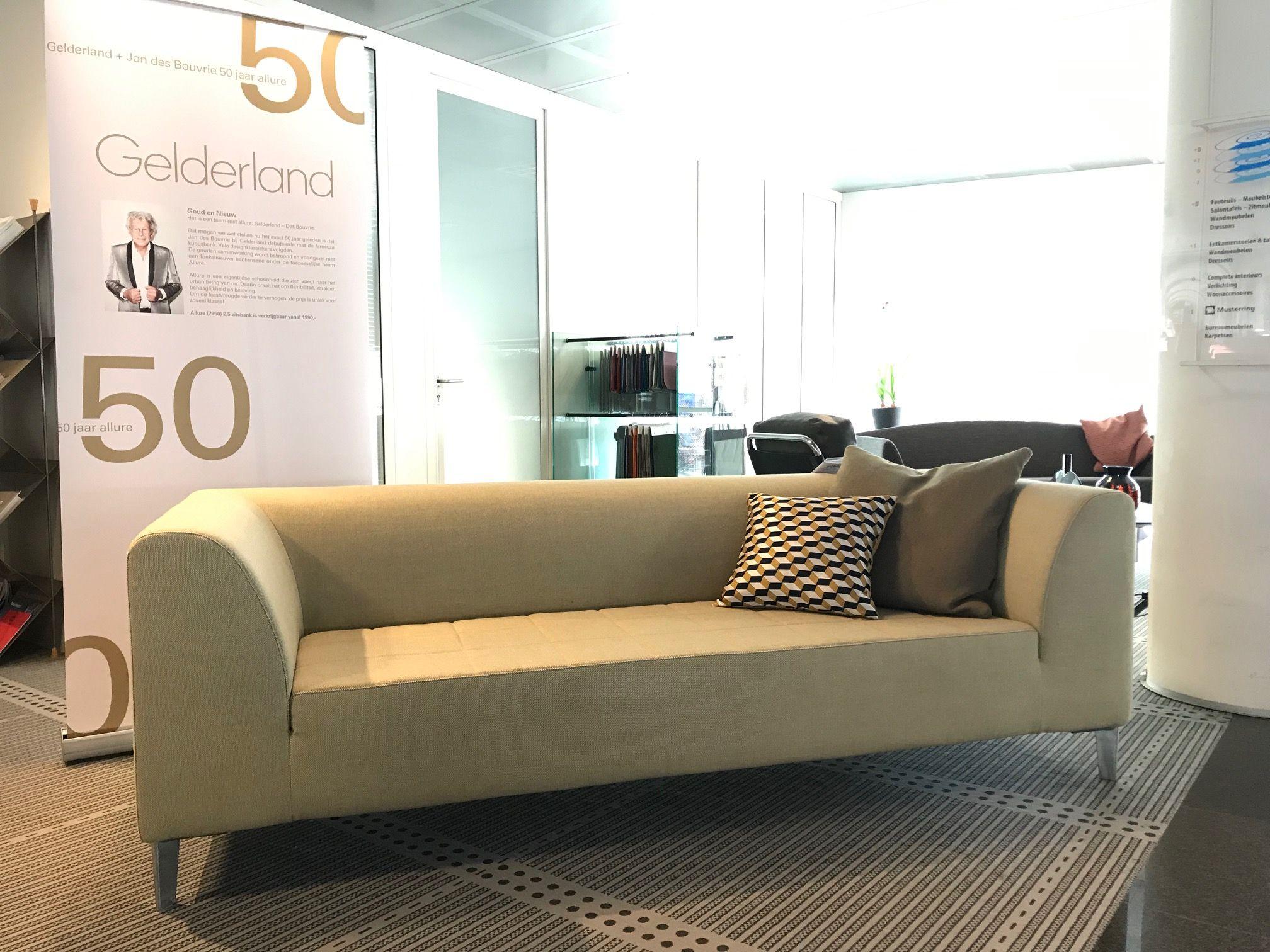 Leren Gelderland Bank.Gelderland Bank 7950 Allure Design Jan Des Bouvrie Hulshof Wonen