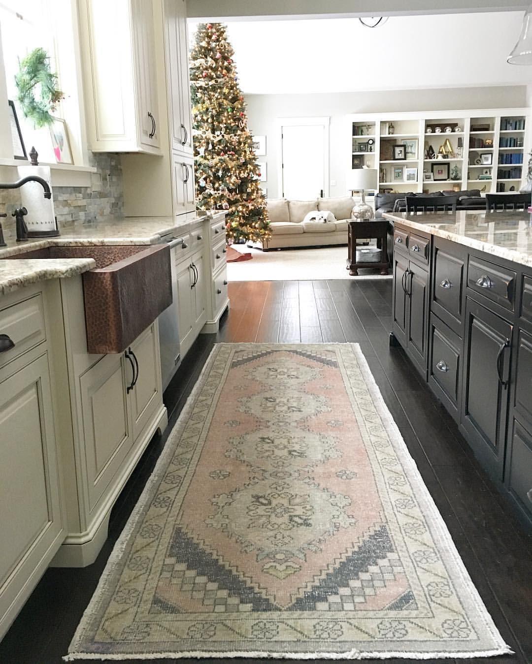 Runner Yes Yes In 2020 Farmhouse Kitchen Decor Modern Kitchen