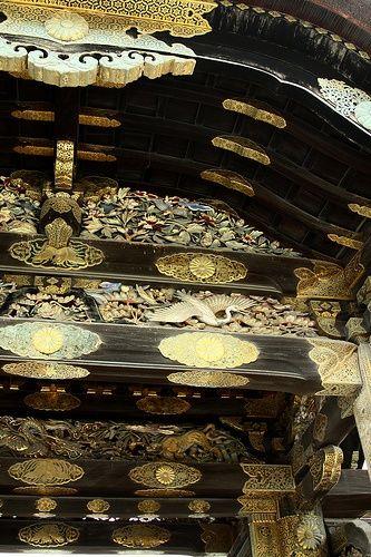 Nijo Castle 19. Kyoto. Japan.
