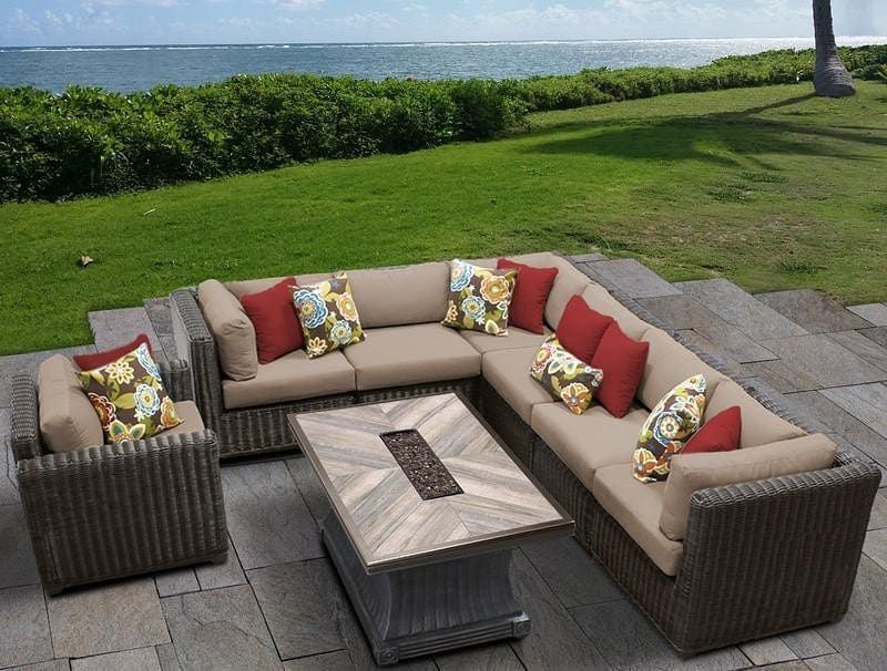 Outstanding Comfort And Structural Integrity Make The Venice Outdoor Furniture Collection A Welcome Addition Outdoors