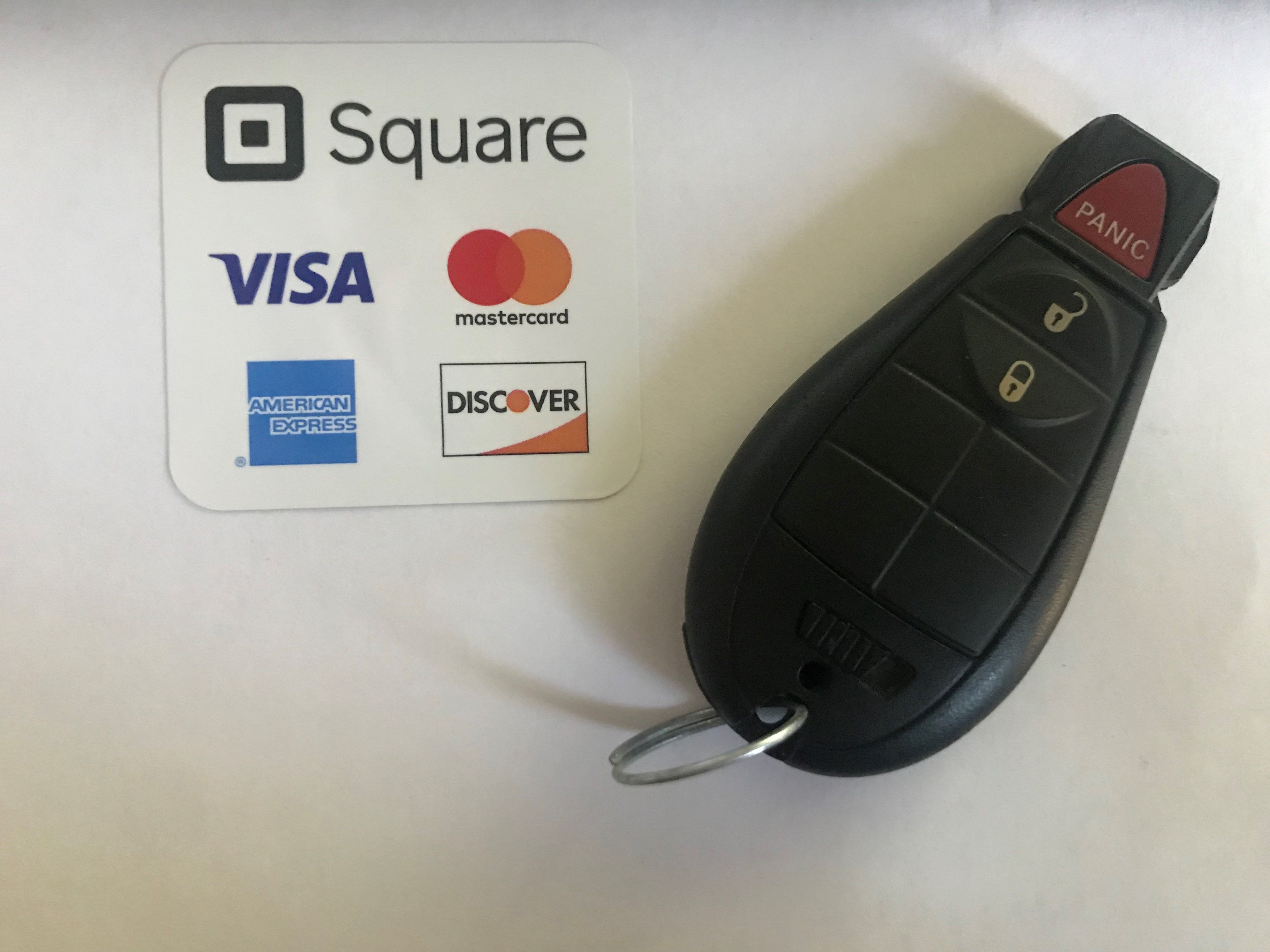 Key Fob An Active Wireless Electronic Device That Controls