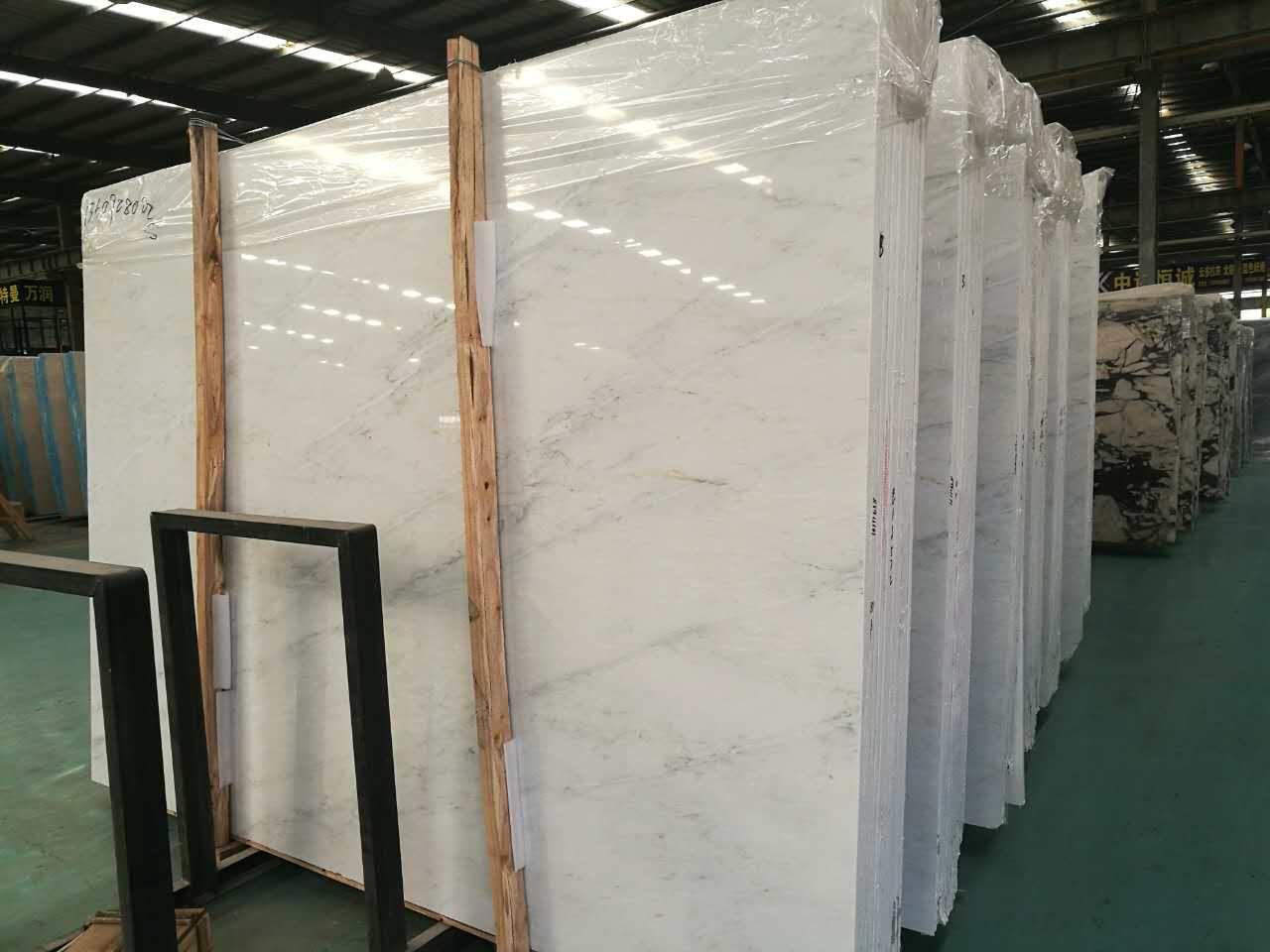 Oriental White Marble Supplier