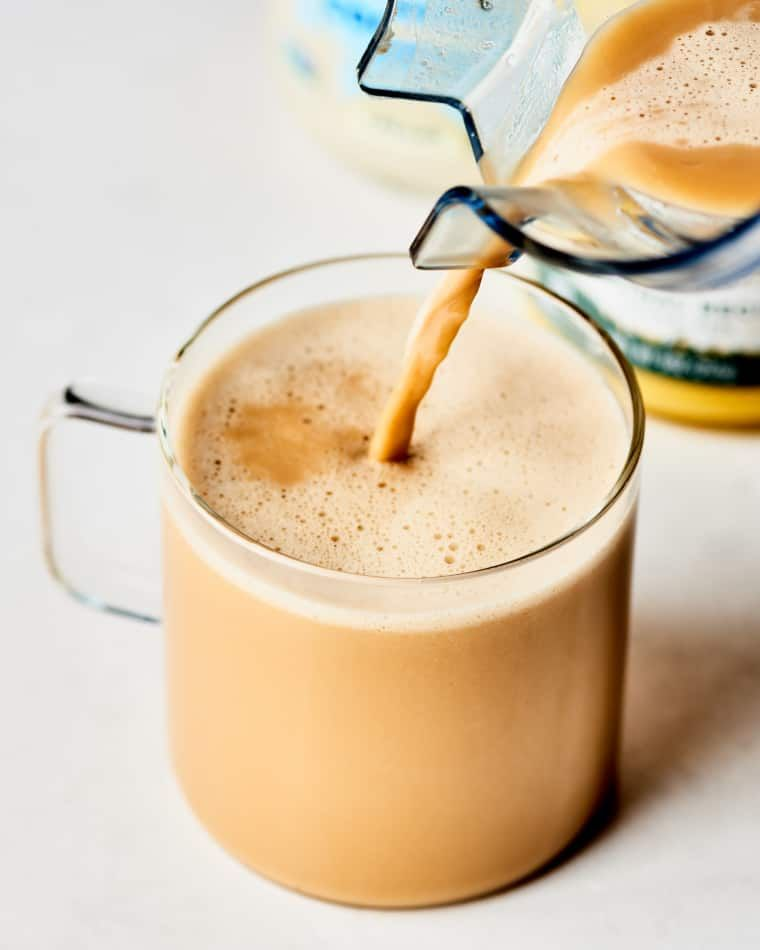 Heres how to make whole30 coffee creamer with just two