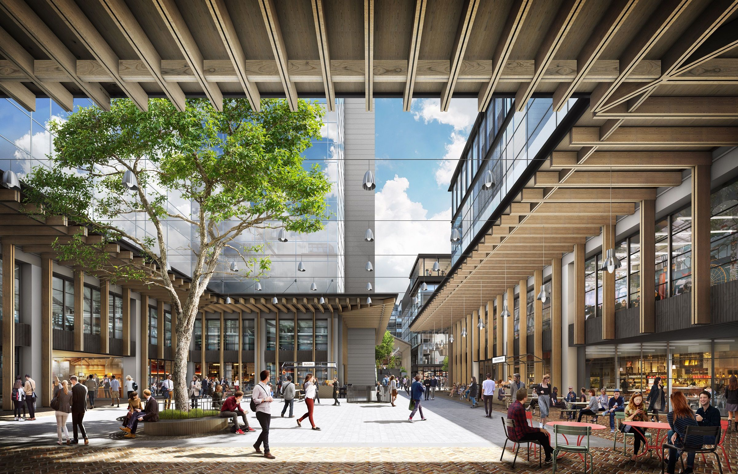 Thomas More Square By Gensler In London, United Kingdom