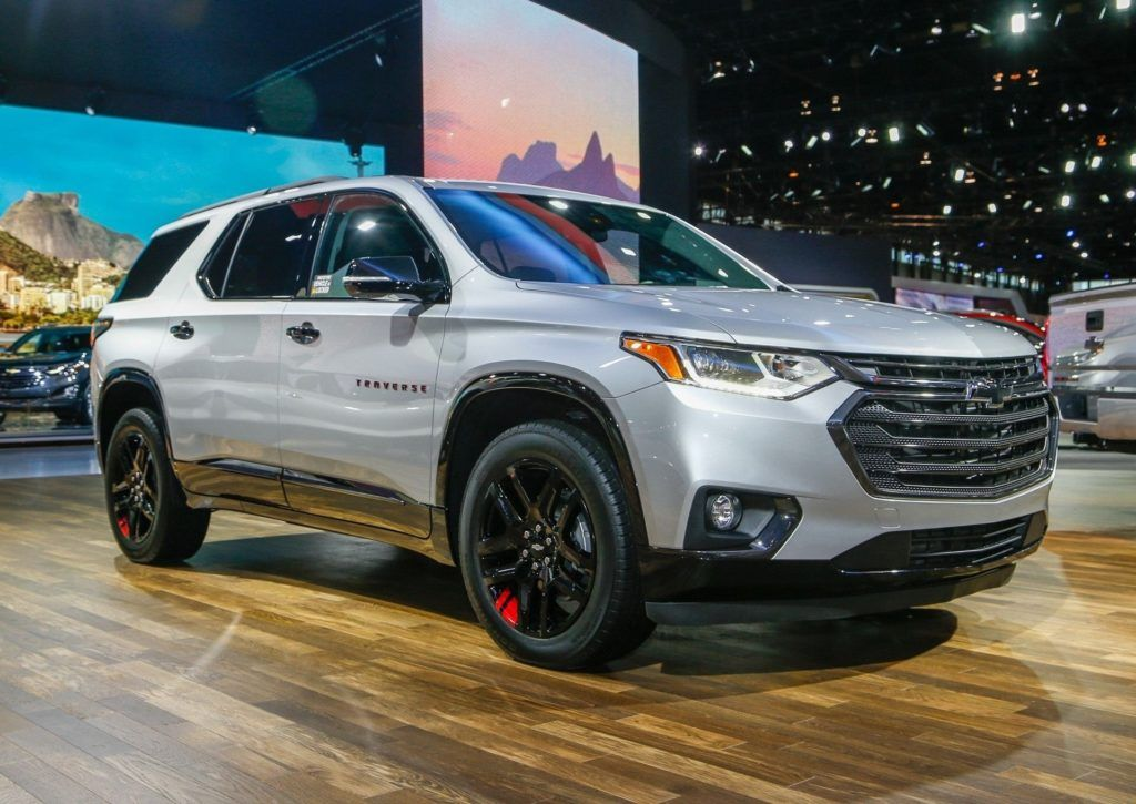 The 2020 Chevrolet Traverse Concept Car Price 2019 Chevrolet