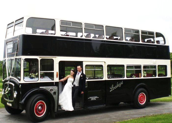 The Yorkshire Heritage Bus Company Ltd For An Unforgettable Experience You And Your Guests On Wedding Day Hire Our Beautifully Restored Vintage