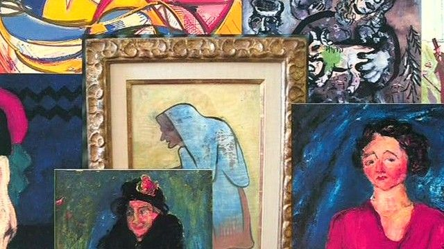 It's one of the biggest art heists in L.A. history -- 12 paintings valued at $12 million stolen from an elderly couple. Finally, investigators have a break in the case.