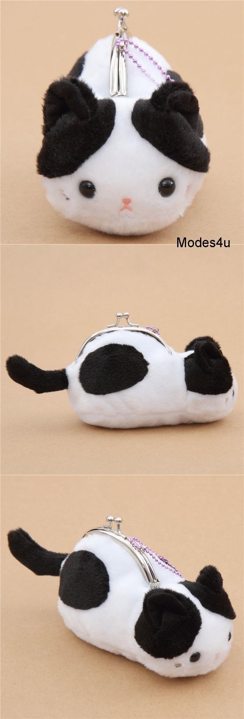 Pin by Modes4u on Kawaii Plush Toys Black cat plush, Cat