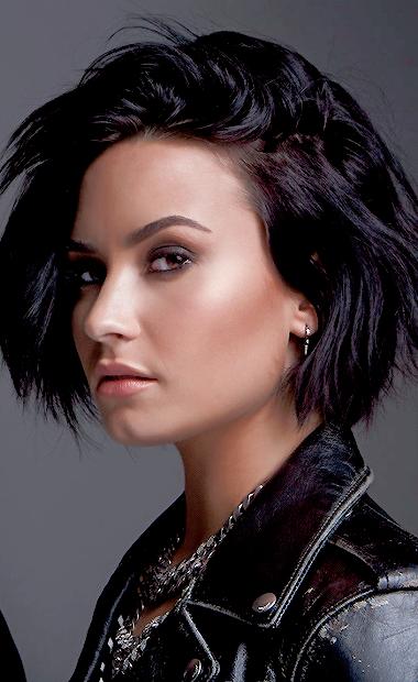 que envidia de cabello corto | Demi | Pinterest | Hair ...