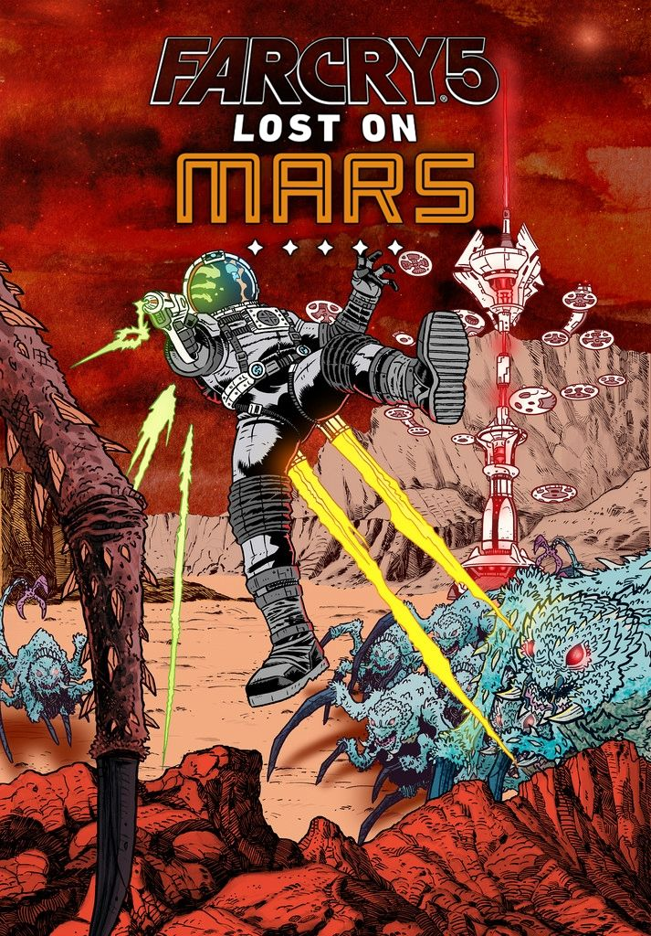 Far Cry 5 Lost On Mars Free Download Full Version Highly