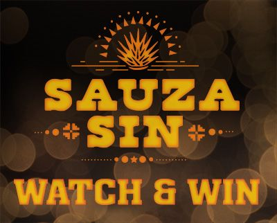 Enter to win a $10,000 trip to Cancun courtesy of Sauza Tequila in the Sauza Sin Watch & Win Contest!