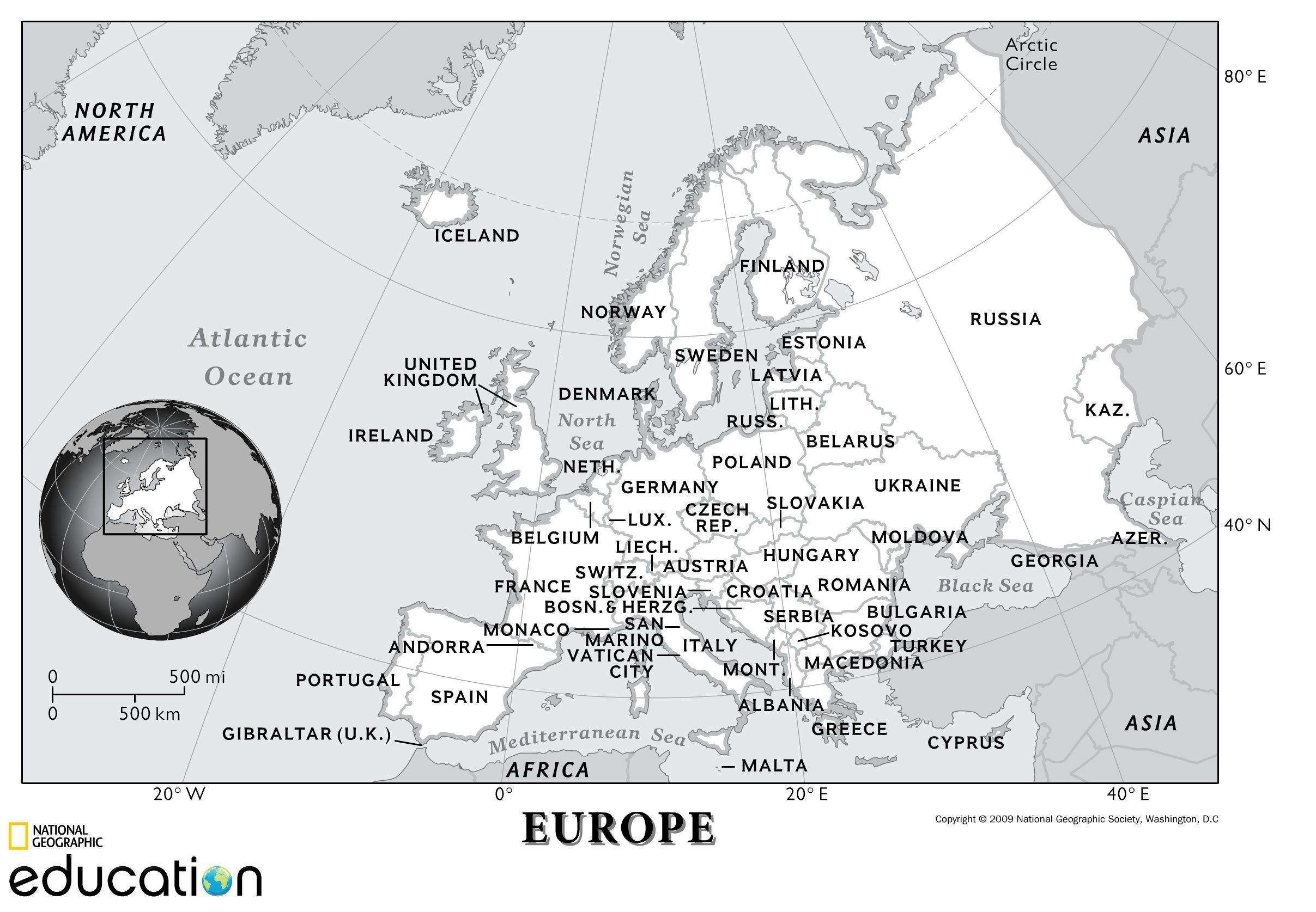Europe Resources