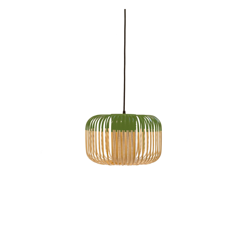 Suspension Exterieure E27 Max 11w Vert Bamboo S Forestier Suspension Exterieure Plafonniers De Chambre Et Plafond En Bambou