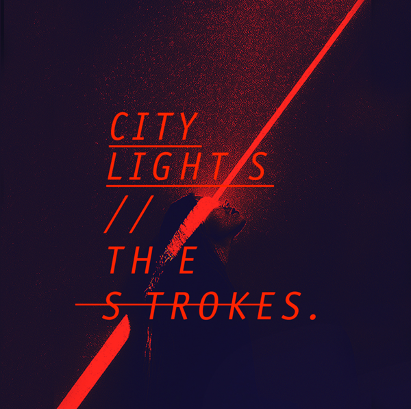 The Strokes - City Lights on Student Show