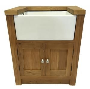 Small Belfast Sink Unit   For my new home..... when I get one ...