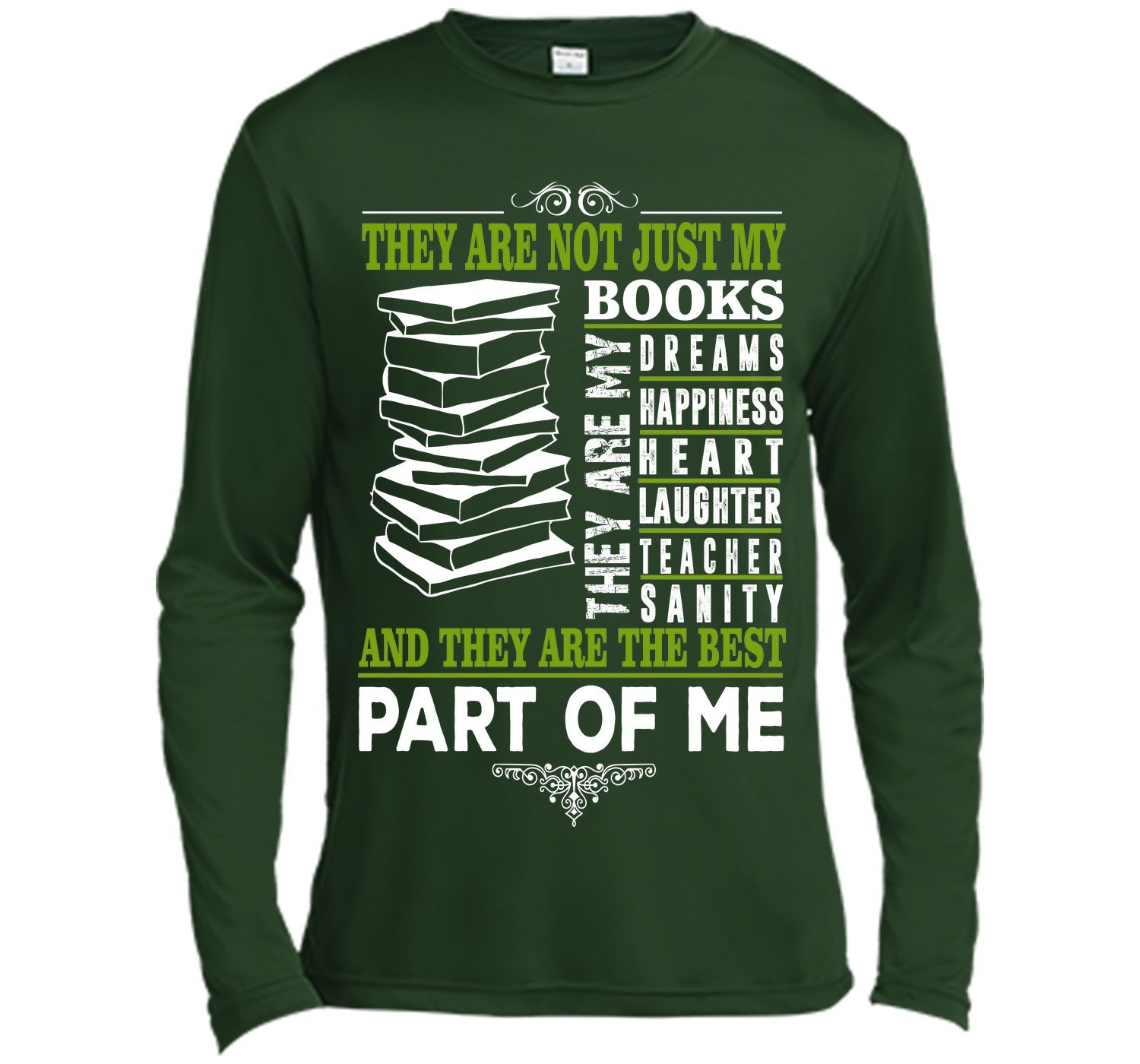 They are not just my books T-Shirt