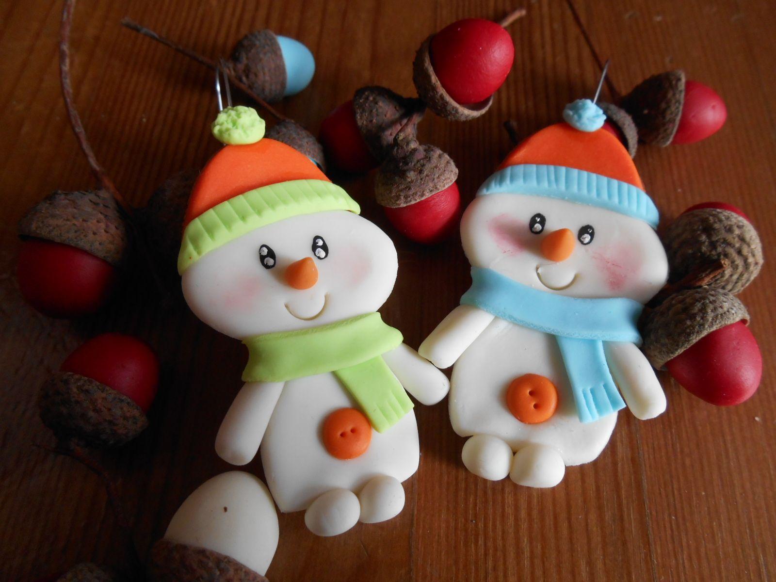 #AB3220 Bonhommes De Neige En Porcelaine Froide Idée Deco Noel  6375 decoration noel exterieur bonhomme de neige 1600x1200 px @ aertt.com