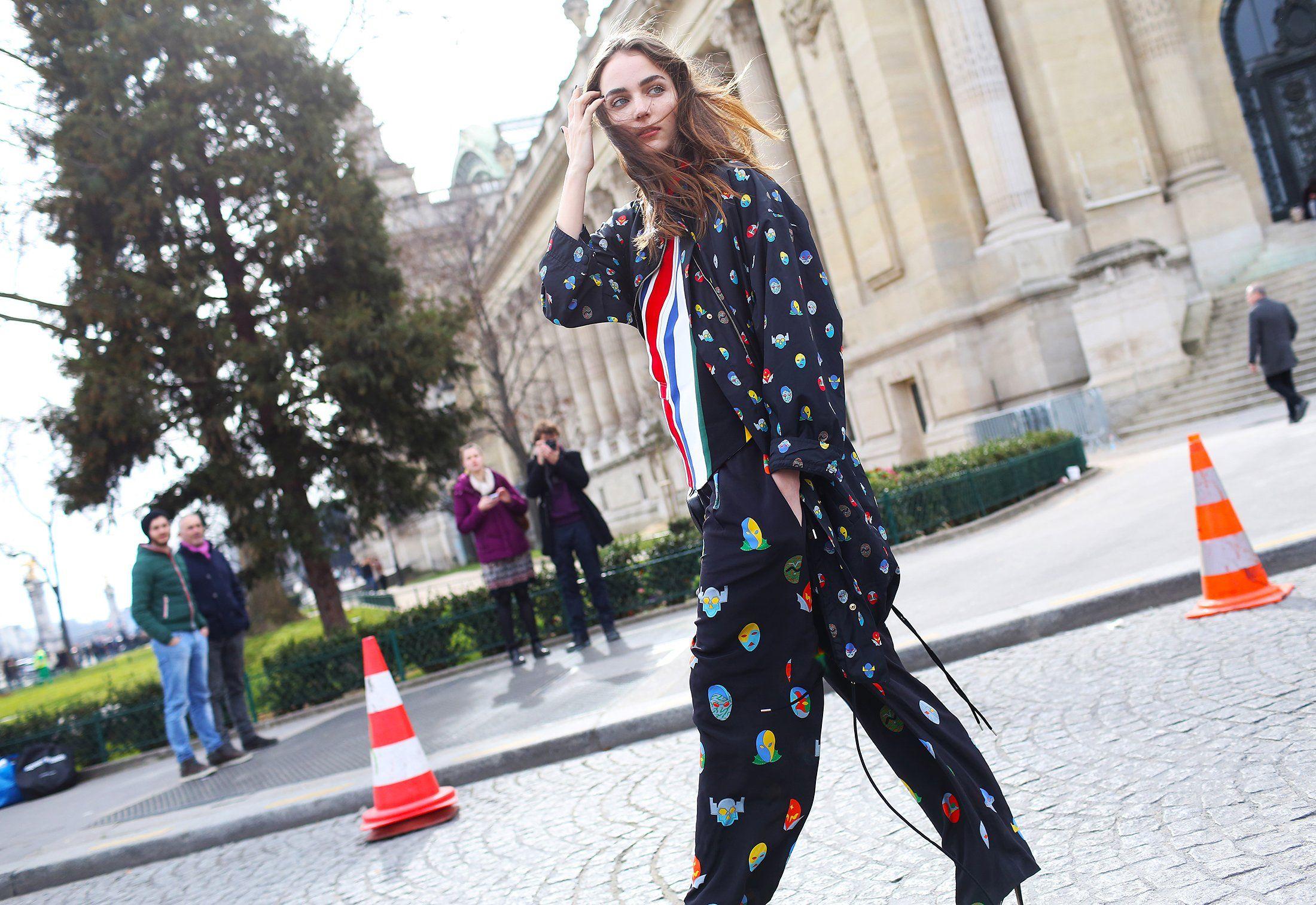 Paris Fashion Week AW 2015.Stella (Vanessa Jackman