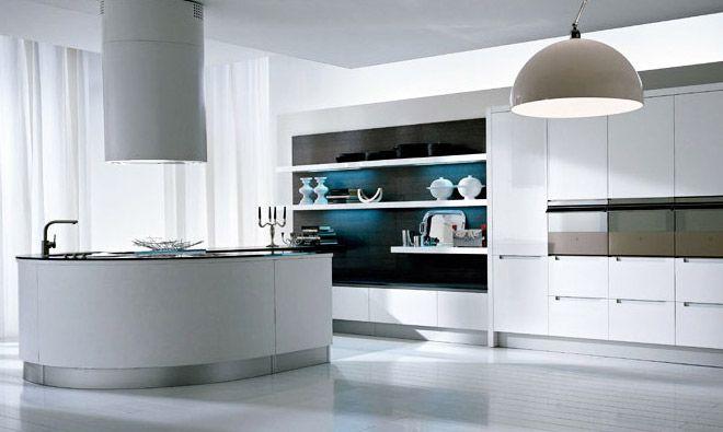 Cuisine Pedini Integra Arrondie European Home Decor Pinterest - Cuisine arrondie