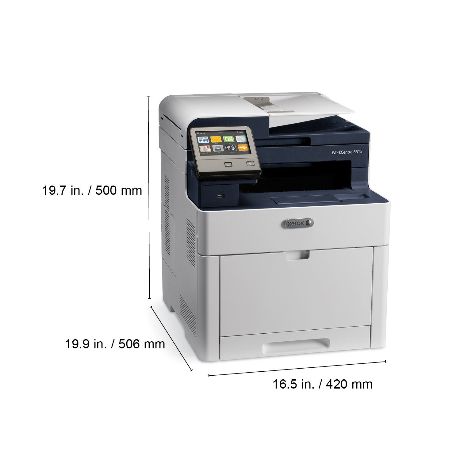 Xerox Workcentre 6515 N Details Can Be Found By Clicking On The