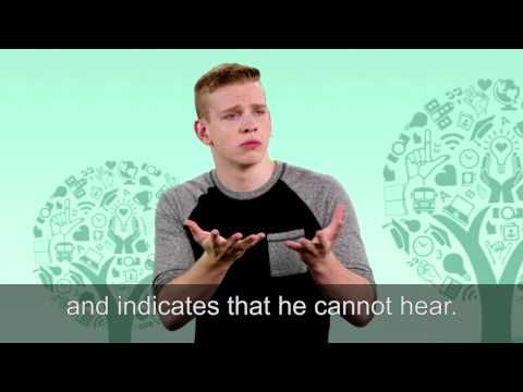 Asl 1 All About Me Project | American Sign Language/ Any Sign ...