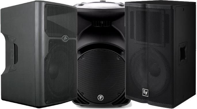 A roundup of the best Passive PA Speakers  These don't have