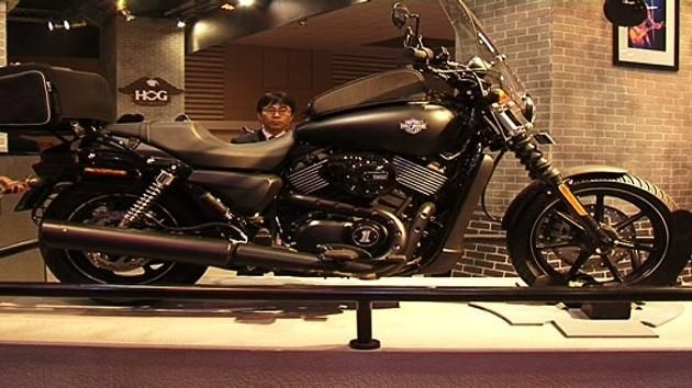 Harley-Davidson launches its cheapest bike at 4.1L   Watch the video - Screen India