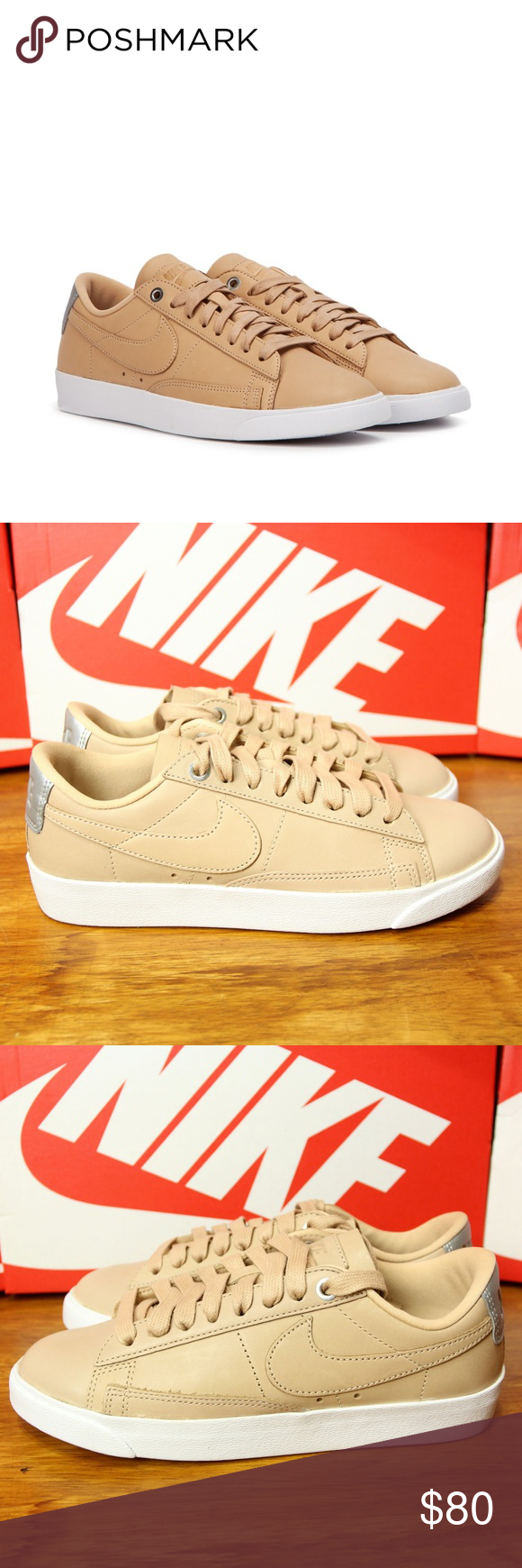 Nike Womens Blazer Low SE PRM Premium Sizes UK 4  4.5  AA1557 200