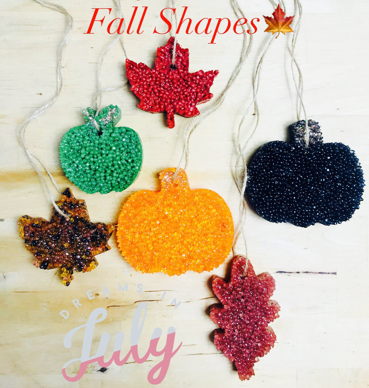 Fall Pumkinspice Air Fresheners, Car Scent, Car