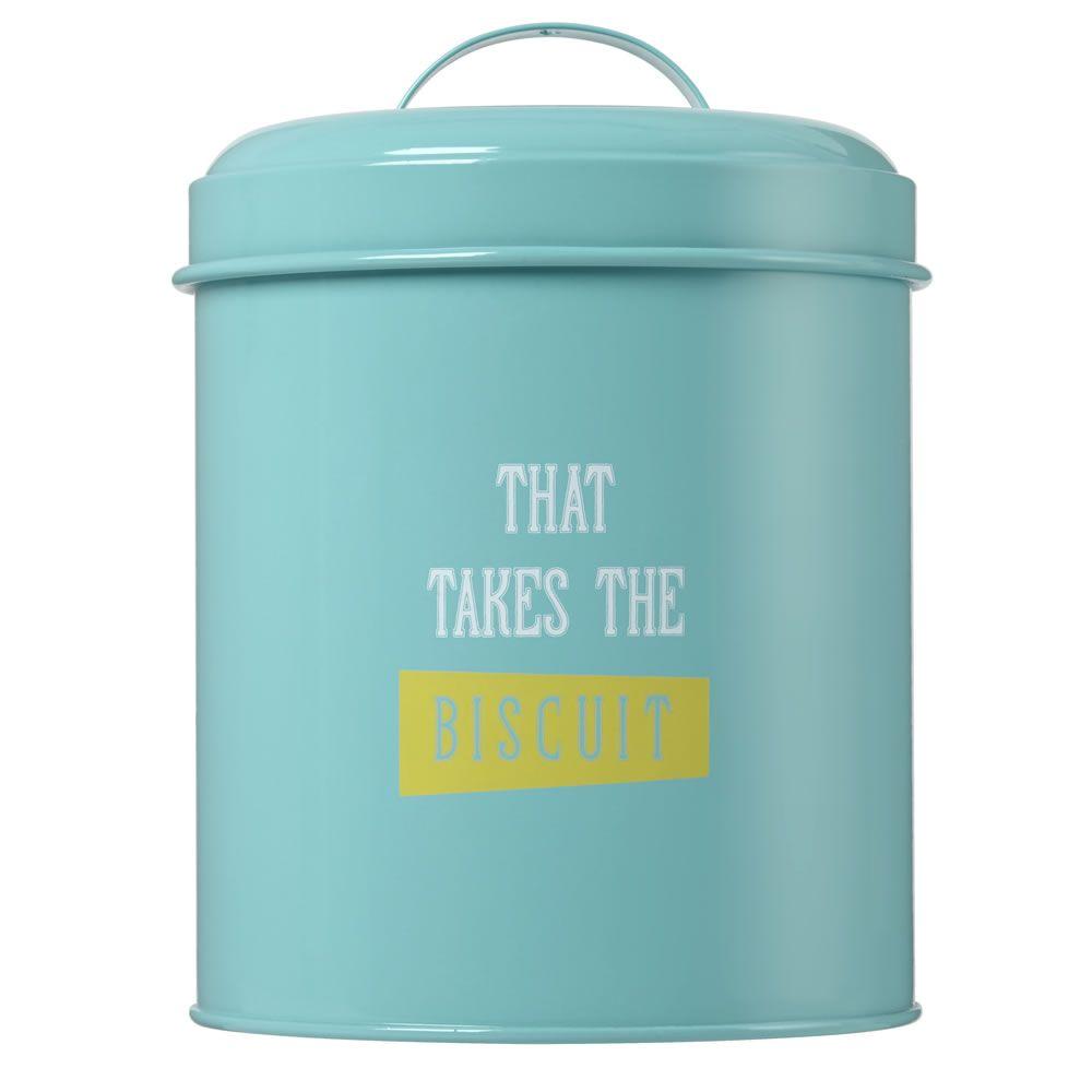 Wilko Retro Biscuit Tin | Home Ideas | Pinterest | Storage jars ...