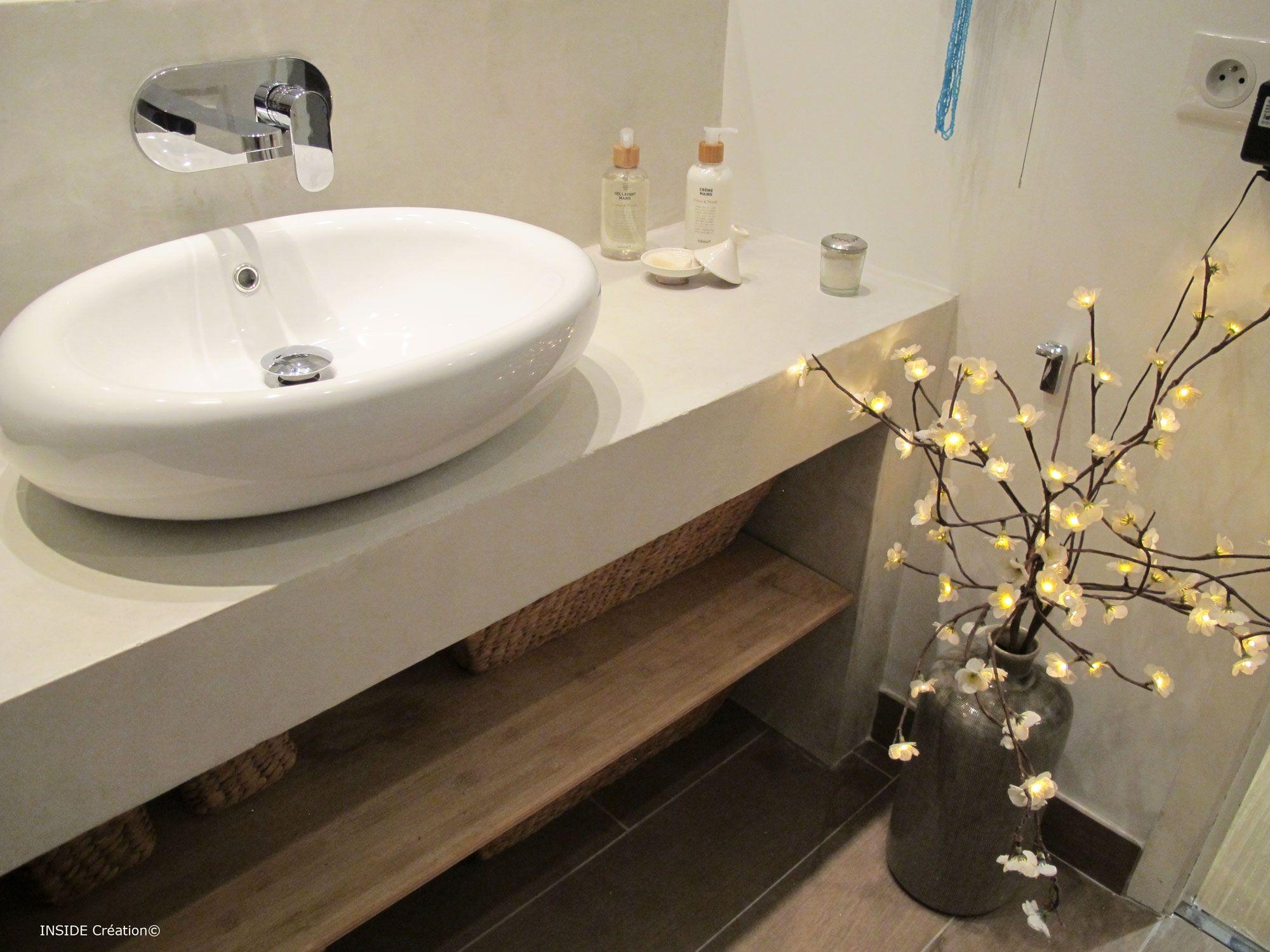 meuble salle de bain bati recherche google pauline pinterest salle de bains et salle. Black Bedroom Furniture Sets. Home Design Ideas
