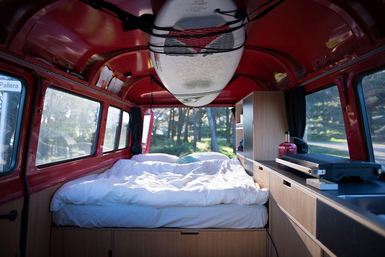 mk 2 ford transit firefighter into camper diys vanlife. Black Bedroom Furniture Sets. Home Design Ideas