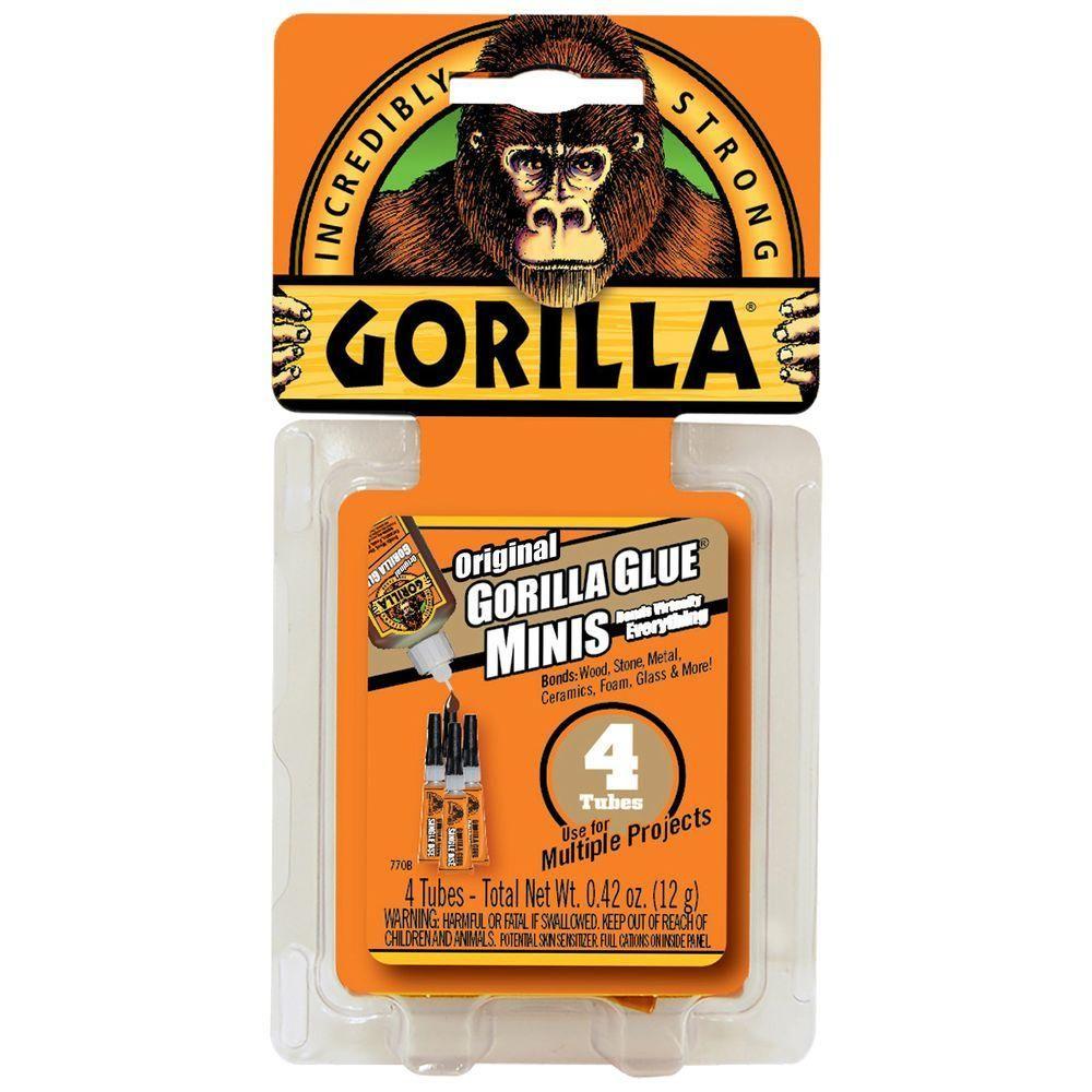 Gorilla Glue 3 g Single Use Tubes (12-Pack) | Products