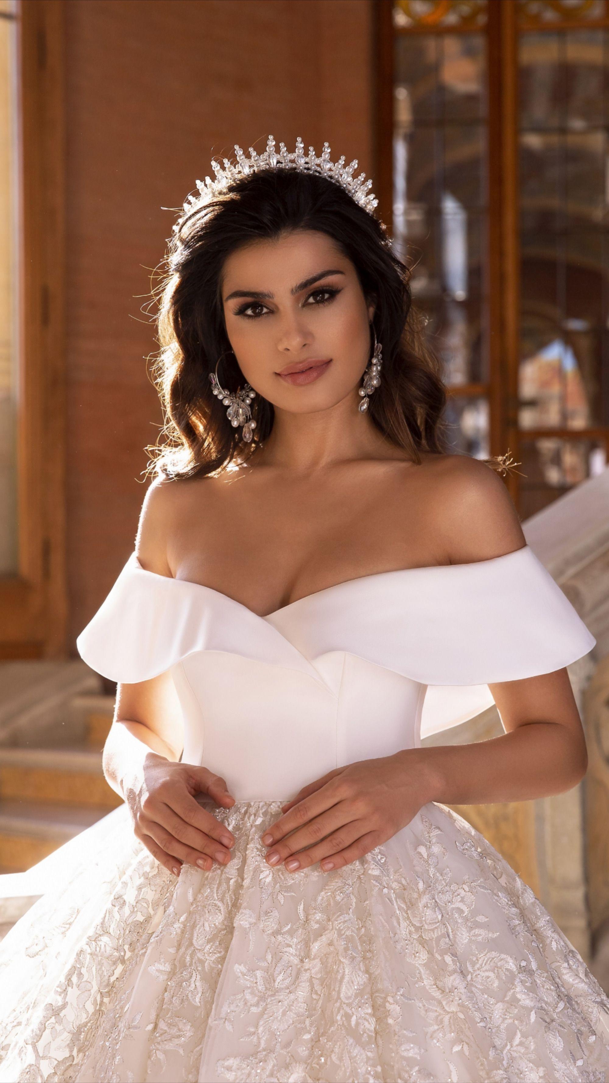 Bridal Collection Diamond Maks Mariano Part Shine
