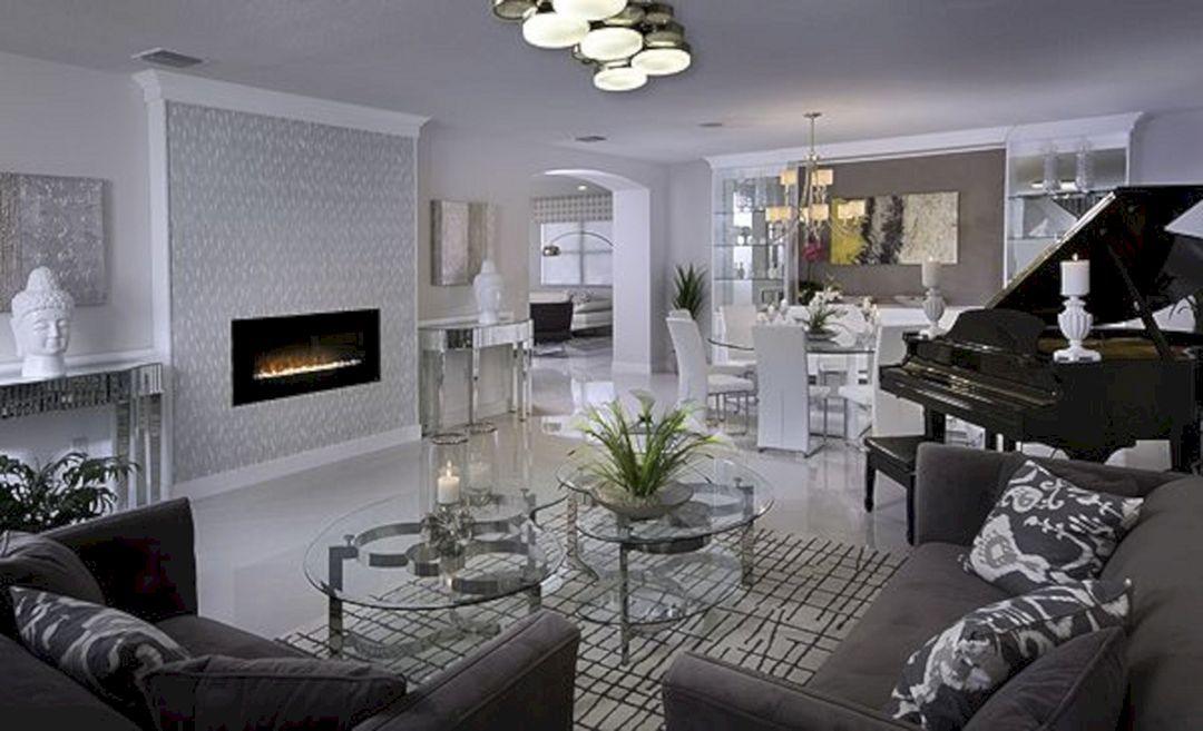 45 Posh Living Room Design Ideas For Luxurious Home Dream