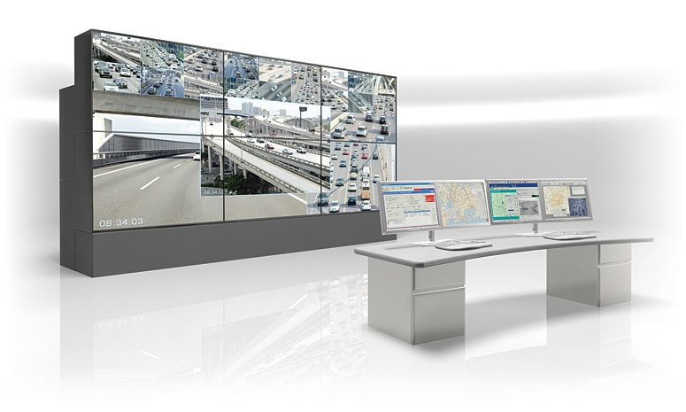 Multiple Screen Video Wall httpwwwvideowallreviewcom